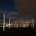 Lights Under the Power Lines